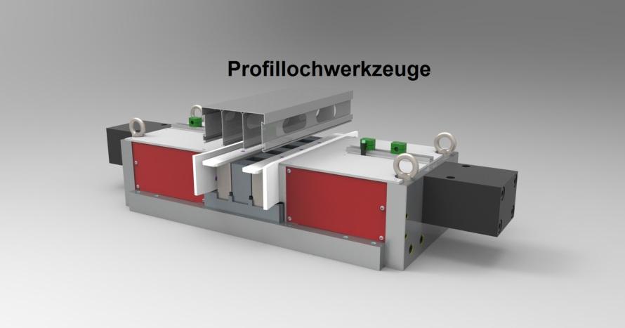 Profillochwerkzeug Gehrig Stanztechnik
