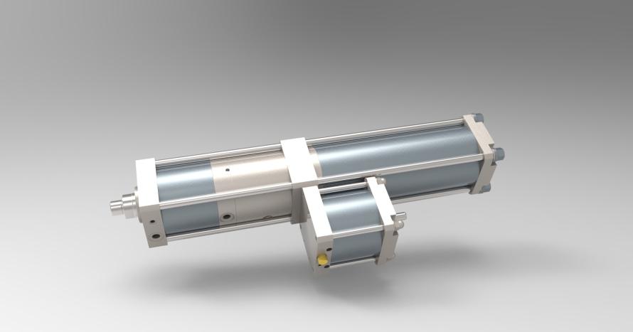 Gehrig-Stanztechnik Hydropneumatikzylinder